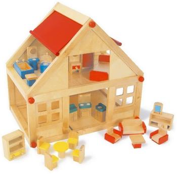 Legler Puppenhaus Wohnhaus
