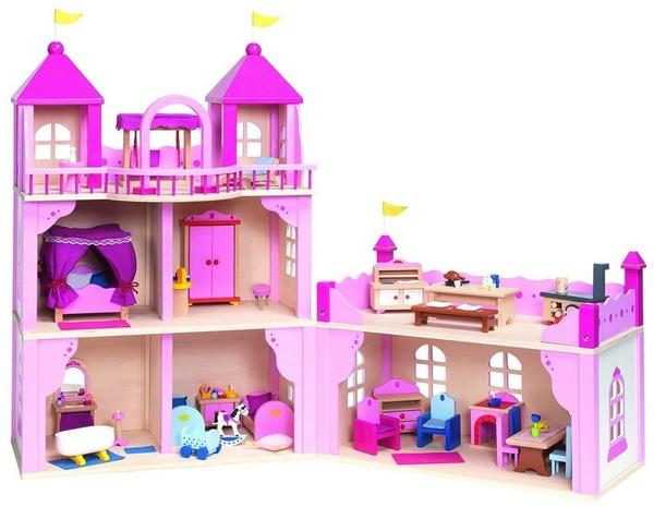 Goki Puppenhaus 2 Etagen (51772)