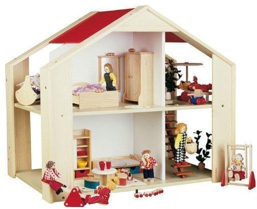 Rülke Puppenhaus Sonnenschein