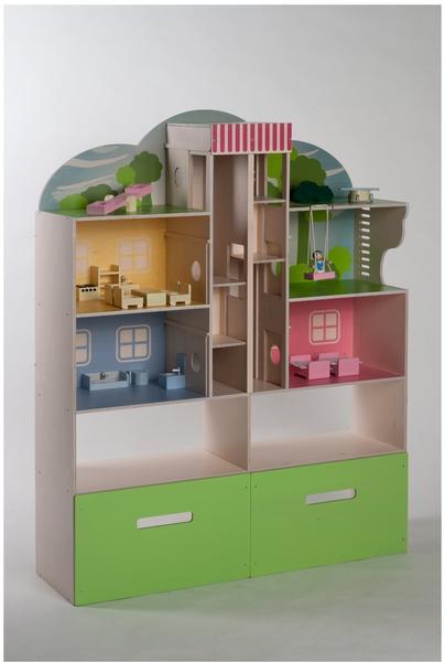 Rülke Holzspielzeug Townhouse Minicity (23183)