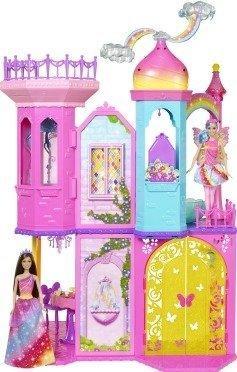 Barbie Regenbogenlicht Schloss (DPY39)