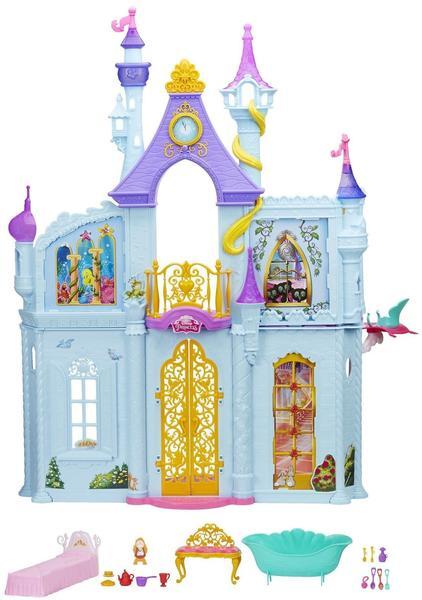 Hasbro Disney Prinzessin Bezauberndes Märchenschloss