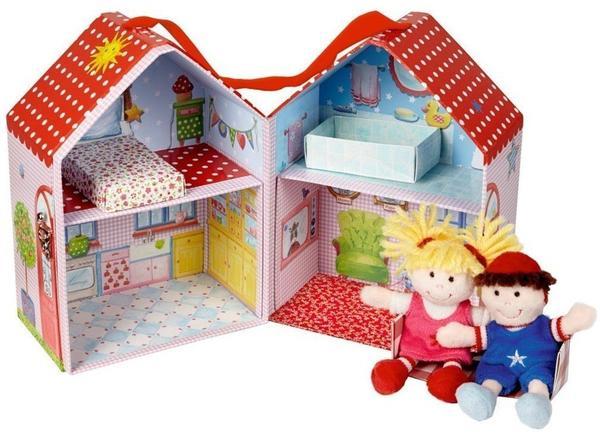 Coppenrath Mini-Puppenhaus BabyGlück