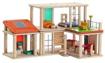 PlanToys Puppenhaus kreativ (50007610)