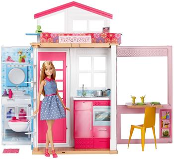 Barbie Ferienhaus (DVV48)