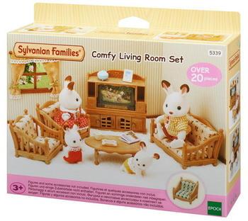 Sylvanian Families Comfy Living Room Set (5339)