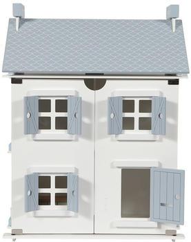 Little Dutch Holz Puppenhaus 20-teilig weiß