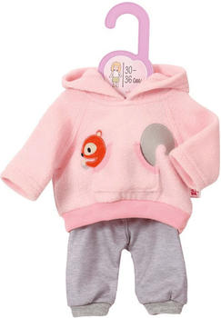 Zapf Creation Dolly Moda Sport-Outfit - Pink 30-36cm (870105)