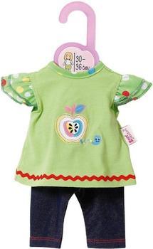 zapf-creation-dolly-moda-shirt-mit-leggings-30-36-cm