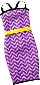 Mattel Barbie - Trend Mode für Barbie Puppe Kleidung - Kleid lila