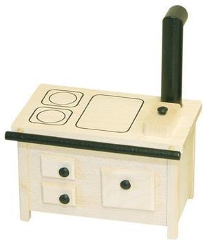 """# Rülke 22689 Schreibtisch /""""Filius/"""" Kinderzimmer 1:12 für Puppenhaus Holz NEU"""