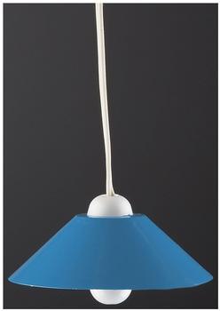Kahlert Licht Hängelampe blau LED