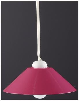 Kahlert Licht Hängelampe rosa