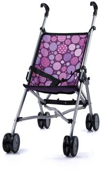 Bayer Design Puppen-Buggy lila ( 30194)