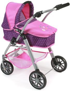 Bayer-Chic Emilia Dots Purple Pink (57740)
