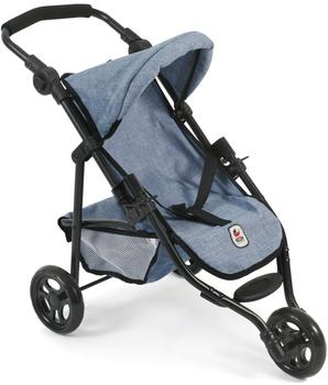 Bayer-Chic Jogging-Buggy Lola Jeans Blue (61250)