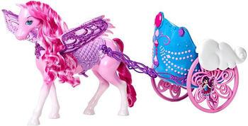 Barbie Mariposa - Pegasus mit Kutsche