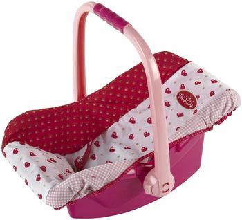 klein toys Princess Coralie Puppentrage- und Autositz