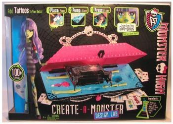 Mattel Monster High Create-A-Monster Labor (X3732)
