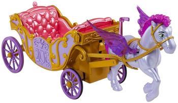Mattel Disney Princess Sofia - fliegender Minimus & Kutsche