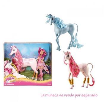 Mattel Mia and Me - Einhorn (BFW38)