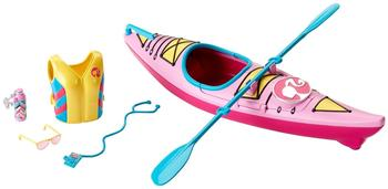 Barbie On The Go Kayak Accessory Pack