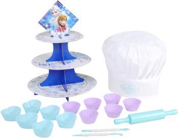 Knorrtoys KNORRTOYS.COM Cupcake-Set Die Eiskönigin
