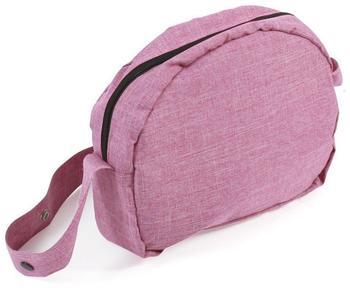 Bayer-Chic Wickeltasche für Puppenwagen - Jeans Pink (85370)