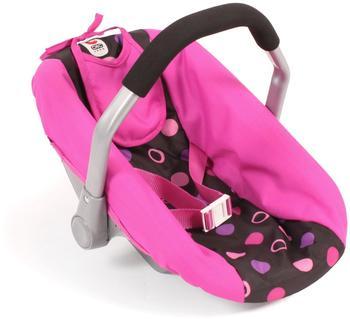Bayer-Chic Puppen-Autositz Pinky Balls