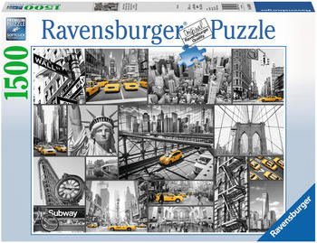 Ravensburger Farbtupfer in New York