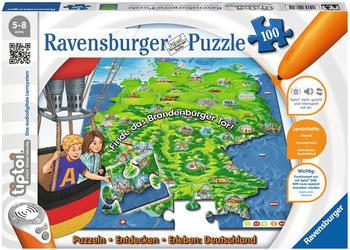 Ravensburger tiptoi - Puzzeln, Entdecken, Erleben: Deutschland