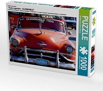 "Calvendo Ein Motiv aus dem Kalender ""Auto Legenden - OLDSMOBILE"" 1000 Teile Puzzle quer Calvendo Mobilitaet)"
