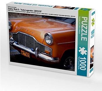 "Calvendo Zephyr Mark II - Ein Motiv aus dem Kalender ""Auto-Legenden: ZEPHYR"" 1000 Teile Puzzle quer Calvendo Mobilitaet)"