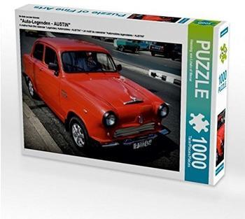 "Calvendo Ein Motiv aus dem Kalender ""Auto-Legenden - AUSTIN"" 1000 Teile Puzzle quer Calvendo Mobilitaet)"
