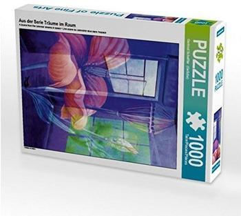 Calvendo Ein Motiv aus dem Kalender Träume im Raum 1000 Teile Puzzle hoch 480x640mm, Scheffler (GeSche) Gertrud; 7283038