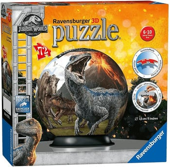 Ravensburger 3D Puzzleball Jurassic World 2