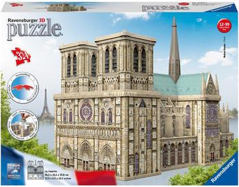 Ravensburger 3D-Puzzle Notre Dame