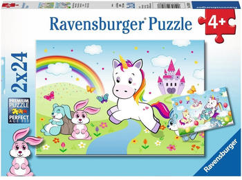 Ravensburger Puzzle - Märchenhaftes Einhorn
