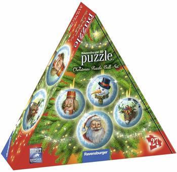 Ravensburger Christmas Puzzle-Ball-Set