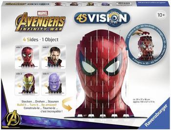 Ravensburger 4S Avengers Infinity War Iron Man