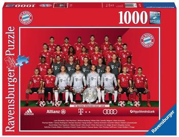 Ravensburger Puzzle FC Bayern München Saison 18/19