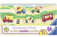 Ravensburger Allererste Fahrzeuge. Puzzle 5 Teile