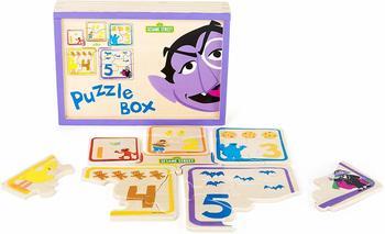 Legler SESAMSTRASSE Puzzle-Box