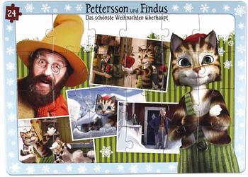 idee + spiel Pettersson und Findus, Rahmenpuzzle,