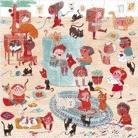 Londji Cats (Kinderpuzzle)