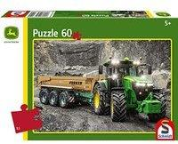 Schmidt Spiele John Deere Traktor 7310R Kinderpuzzle,