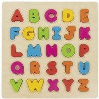 Goki Alphabetpuzzle 3D (Kinderpuzzle)