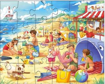 Haba Puzzles Am Meer (Kinderpuzzle)