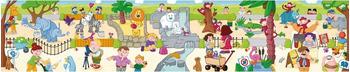 Haba Mein erstes Wimmelpuzzle, Zoo (Kinderpuzzle)