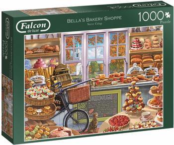 Falcon de luxe 11203Bella s Bakery Shoppe Puzzle